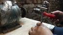 Самодельная приспособа для заточки вольфрамовых электродов