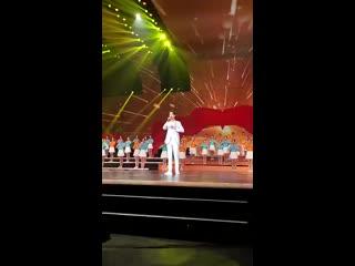 "Сяо Чжань ""My Chinese heart"" | Фрагмент выступления на CCTV"
