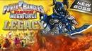 POWER RANGERS Super Megaforce. New Boss Matacore vs Pink Ranger. Game LEGACY with Andryukha