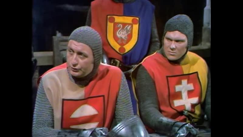 Проклятые короли Les rois maudits мини сериал 1972 3я серия