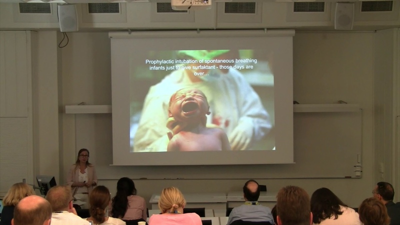Less Invasive Surfactant Administration Is Less More Kajsa Bohlin
