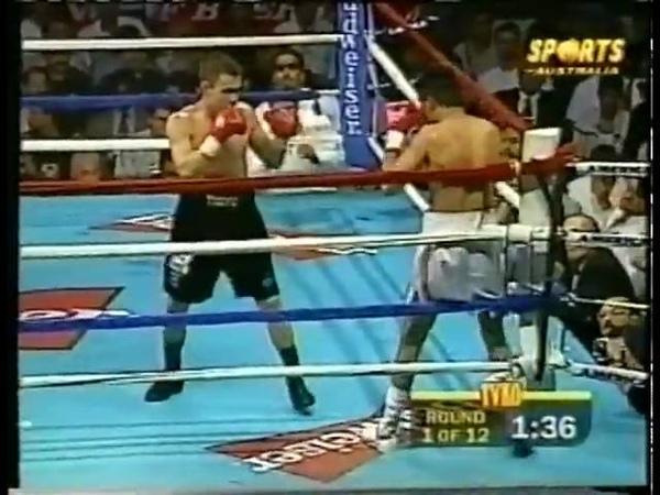 Kostya Tszyu vs Rafael Ruelas Pt 2