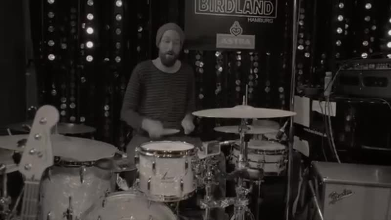 Musicology with Benny Greb Drumsolo FUNK JAM by Cosmo Klein