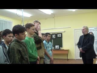 """""""Внимая ужасам войны..."""": беседа у картин А. С. Бакулевского"""