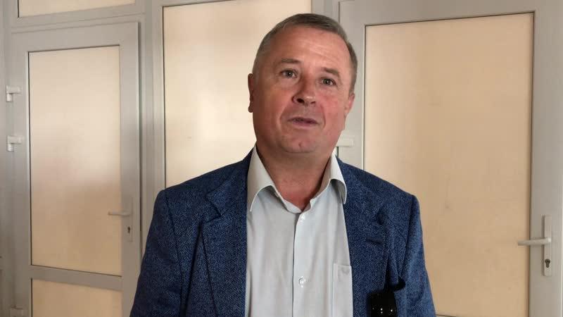 Интервью с Героем РФ депутатом Государственной Думы РФ Богодуховым Владимиром Ивановичем