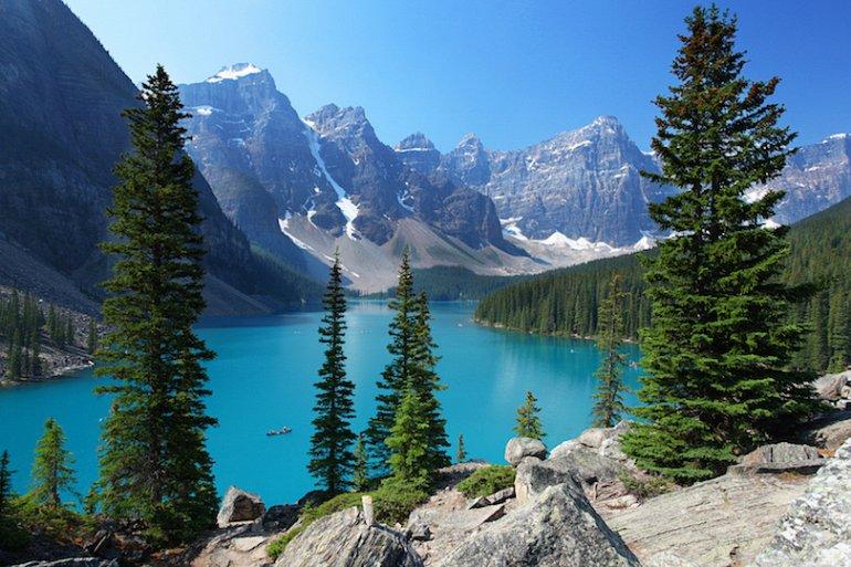 Самые красивые озера Канады, изображение №1
