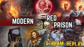 🔥 [Modern] Red Prison - Karn Control Tome Walkers! Revisit!