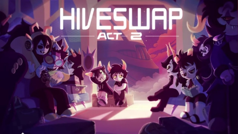 Hiveswap Act 2 Trailer 1