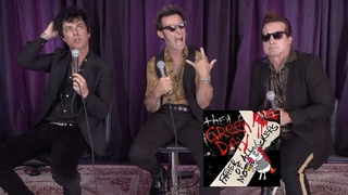 GREEN DAY on Hella Mega Tour, new music, and their one song they never thought would be a hit