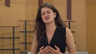 """Soprano, Petraeva Valentina  Mozart  , Pamina's aria """" ach ich fühl's """"From Mozart's The Magic Flute"""