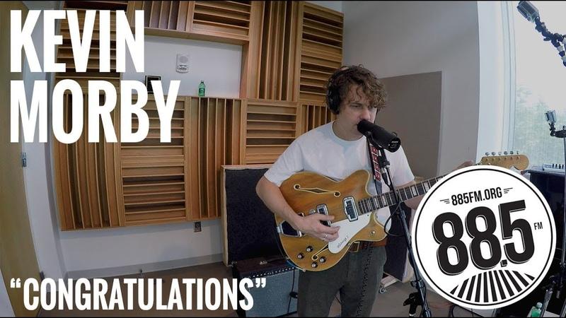 Kevin Morby Live @ 885FM Congratulations