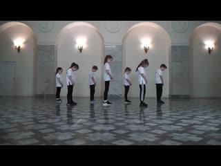 Hip-hop kids | Cелект 3 | Танцы для детей Пермь | Танцуя Мечту