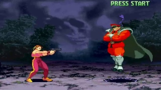 Street Fighter Alpha/Zero 3 - All Special Intros