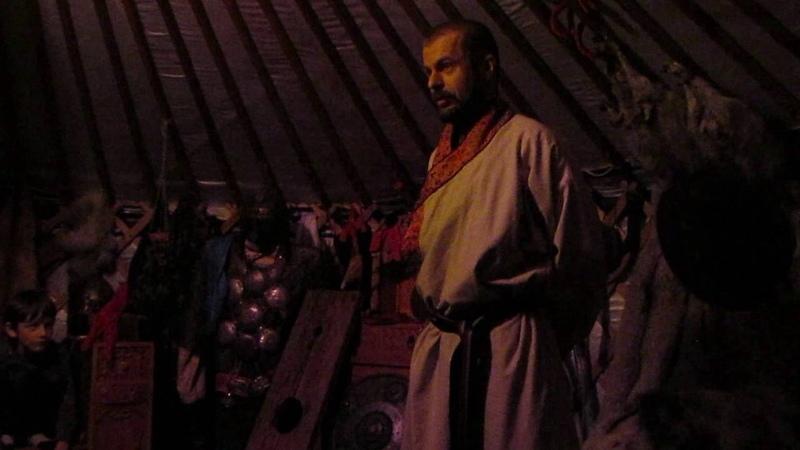 Александр Невский был приёмным сыном хана Батыя