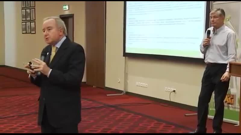 Семинар доктора Патрицио Кенни Сбалансированное питание для здорового образа жизни