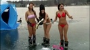 ПРИКОЛЫ НА РЫБАЛКЕ - Девушки ловят рыбу, Мега ржака 003