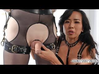 [ManyVids] Natalie Mars  Mistress Lucy Khan  Testing China's Secret Spy-Droid  [Shemale, Femdom, Domination, Strapon