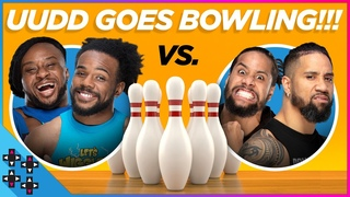 UUDD GOES BOWLING: NEW DAY vs. THE USOS - Round One