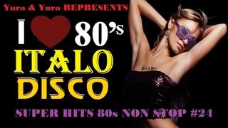 ITALO DISCO SUPER HITS 80s NON STOP №21 ХИТЫ 80х Без Перерыва!