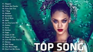 Pop 2019 Hits   Rihanna, Maroon 5, Taylor Swift, Ed Sheeran, Adele, Shawn Mendes, Sam Smith