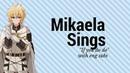 Mikaela Shindo sings 'Ifudodo/Pomp Circumstance'