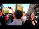 ⁴ᴷ Paris walking tour 🇫🇷 Notre Dame after fire Luxembourg garden and place Saint Michel