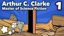 Arthur C Clarke Master of Science Fiction Extra Sci Fi 1