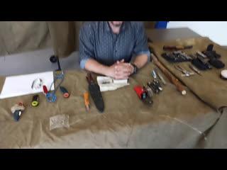 6 класс. Складные, специальные ножи и мультитулы