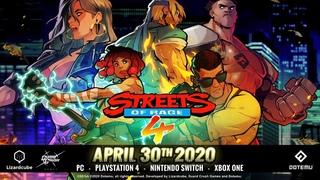 Streets of Rage 4 - Battle Mode & Release Date