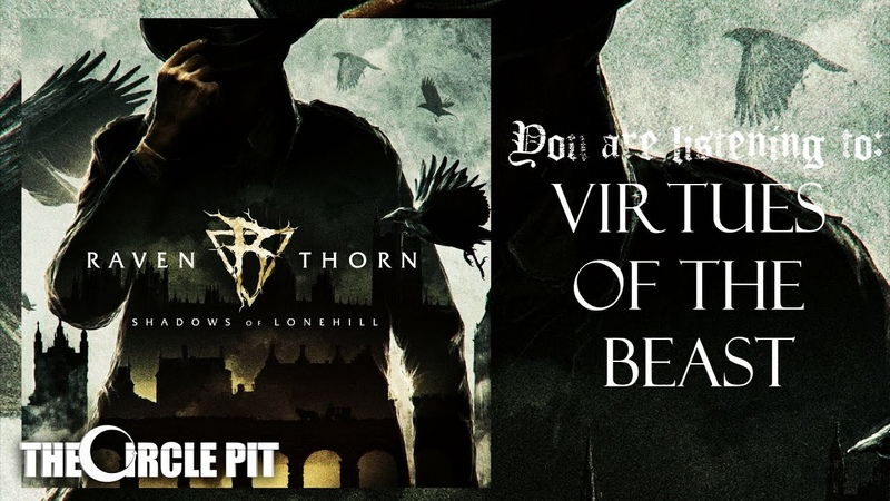 RAVENTHORN Virtues of the Beast Septicflesh Cover Symphonic Extreme Metal