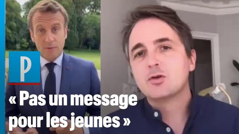 Avec sa vidéo sur TikTok Macron montre qu'il est en campagne pour 2022
