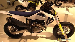 2020 Husqvarna FS 450 - Walkaround - 2019 EICMA