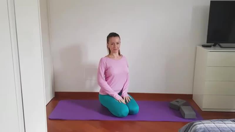 Йога от повышенного давления. Безопасная домашняя практика.