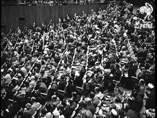 World Cancer Congress Opens (1958)