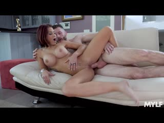 Ryder Skye - Sloppy Kissing In The Kitchen [All Sex, Hardcore, Blowjob, MILF, Big Tits]