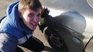 Сходка БПАН, Купил новую машину, уже сломалась!