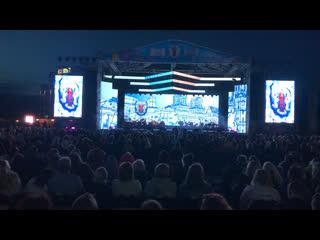 Церемония вручения наград Минчанин года. Прямой эфир с Октябрьской площади в Минске