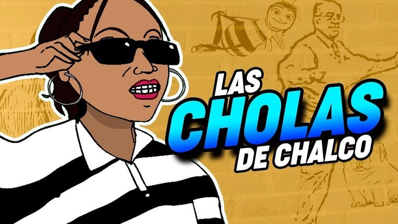 Las Cholas de Chalco Investigaciones LGDV Ep 6 смотреть онлайн без регистрации