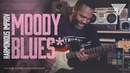 Kirk Fletcher Goes Moody On Us (Dark and Stormy - Minor Blues Improv 2020)