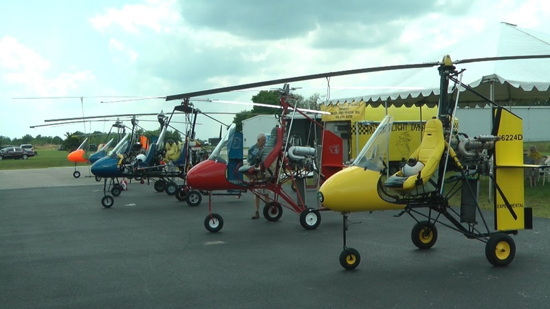 Whats so Special about a Gyroplane