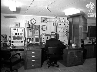 Cable Fleet's New Ship (1962)