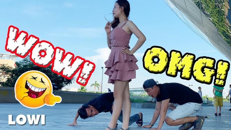 Chạy Đi Chờ Chi Cô Bé Hài Mới 2019 - Tập 20 | Funny Videos | LOWI TV