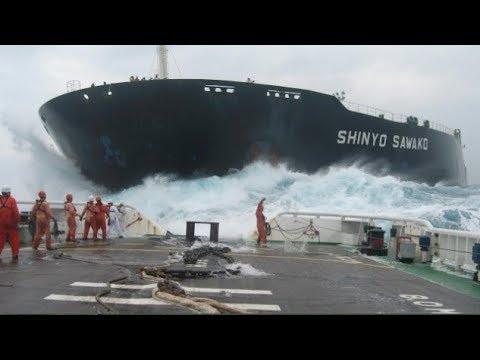 Gemi kazaları - Deniz Kazaları Ship crash - Ship accident - Collision, Capsize, Sinking