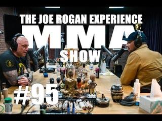 JRE MMA Show #95 with Brendan Schaub