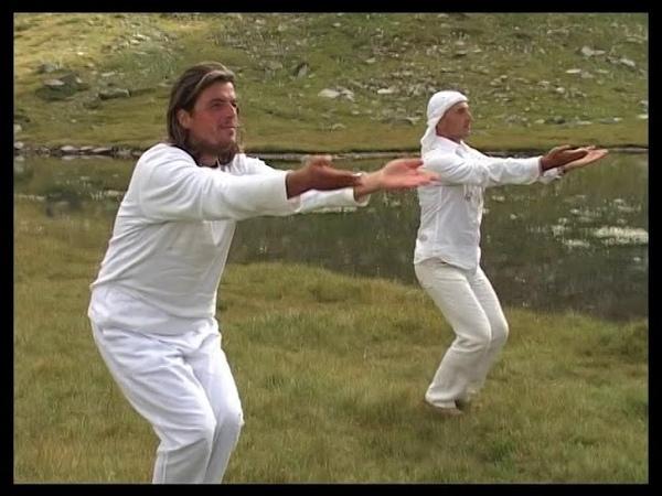 Упражнения для духа и тела Учителя Петра Дынова (Беинса Дуно) - фильм 4.
