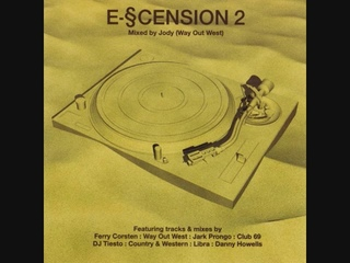 E-§cension 2 - Mixed by Jody (Way Out West)