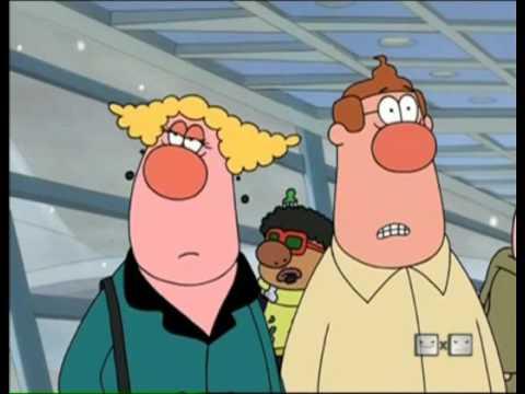 Боб и Маргарет 3 сезон 1 серия