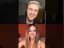 Нюша и Егор Крид в прямом эфире Instagram о своей новой песне и отношениях! 09.04.20