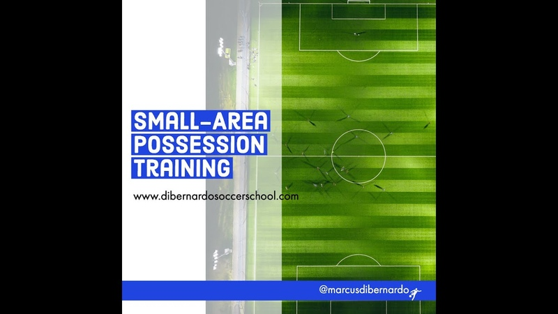 3 Small Area Soccer Possession Exercises Solutions in Small Spaces