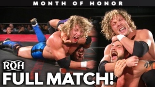 [#My1] Kenny Omega vs Austin Aries: FULL MATCH! (ROH Buffalo Stampede 2010)